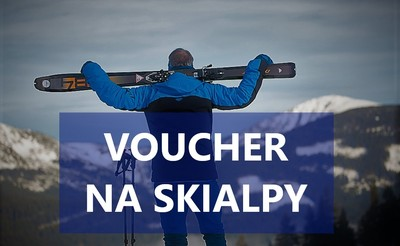 Voucher na skialp set